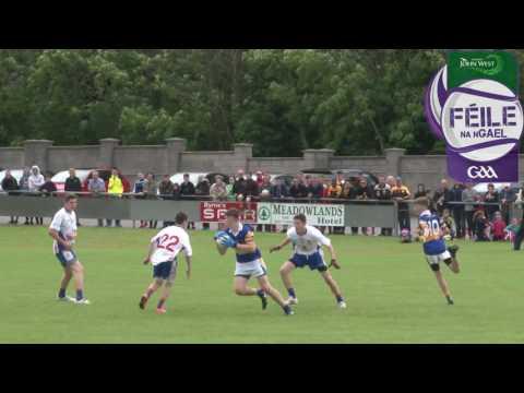 Castleknock v New York  - Feile 2016 Cup Semi Final