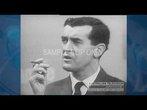 Barry McQueen - The Pacemakers (ATV0 Melbourne) - (1964)