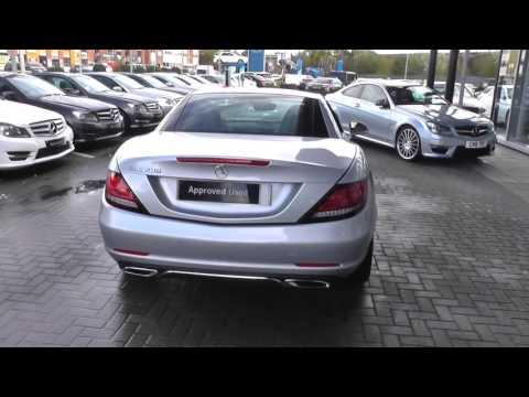 Mercedes-Benz SLC - Class SLC 200 Sport U26057