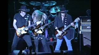 Lynyrd Skynyrd - Free Bird (Lyve From Steel Town)