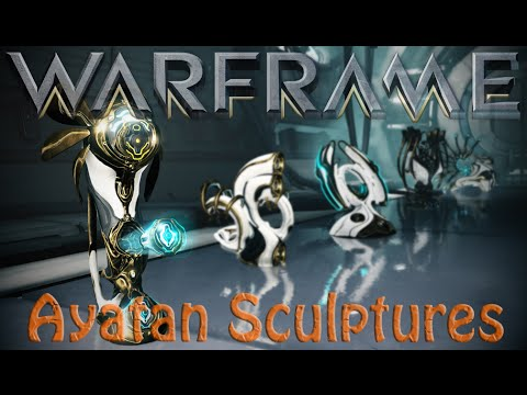 Warframe - Ayatan Sculptures Explained?