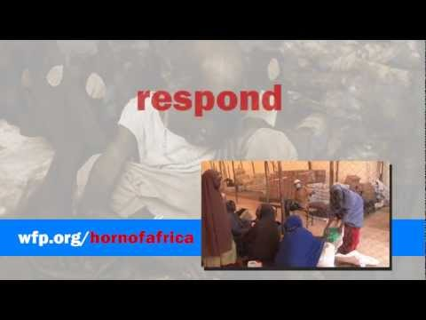 World Food Programme PSA - #HornofAfrica Crisis