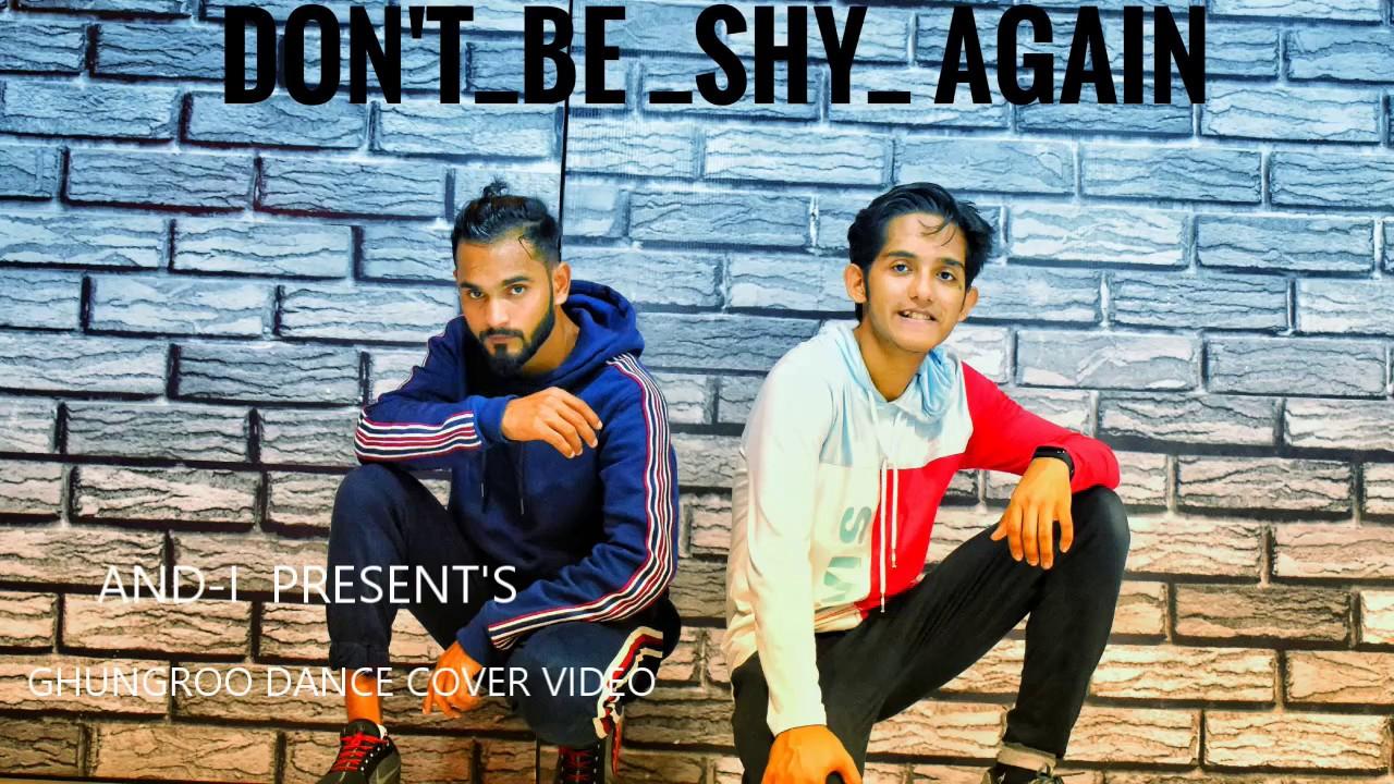DON'T_BE_SHY -Bala || Aushman || Badsha ||Ganesh CHREOGRAPHY