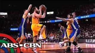 Ang nakapagpanalo sa Cavaliers sa NBA finals Game 3