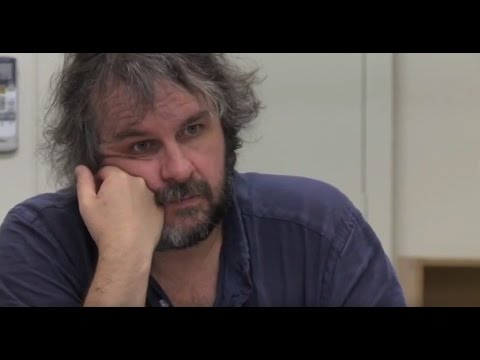 Peter Jackson Says He 'Winged It' on THE HOBBIT