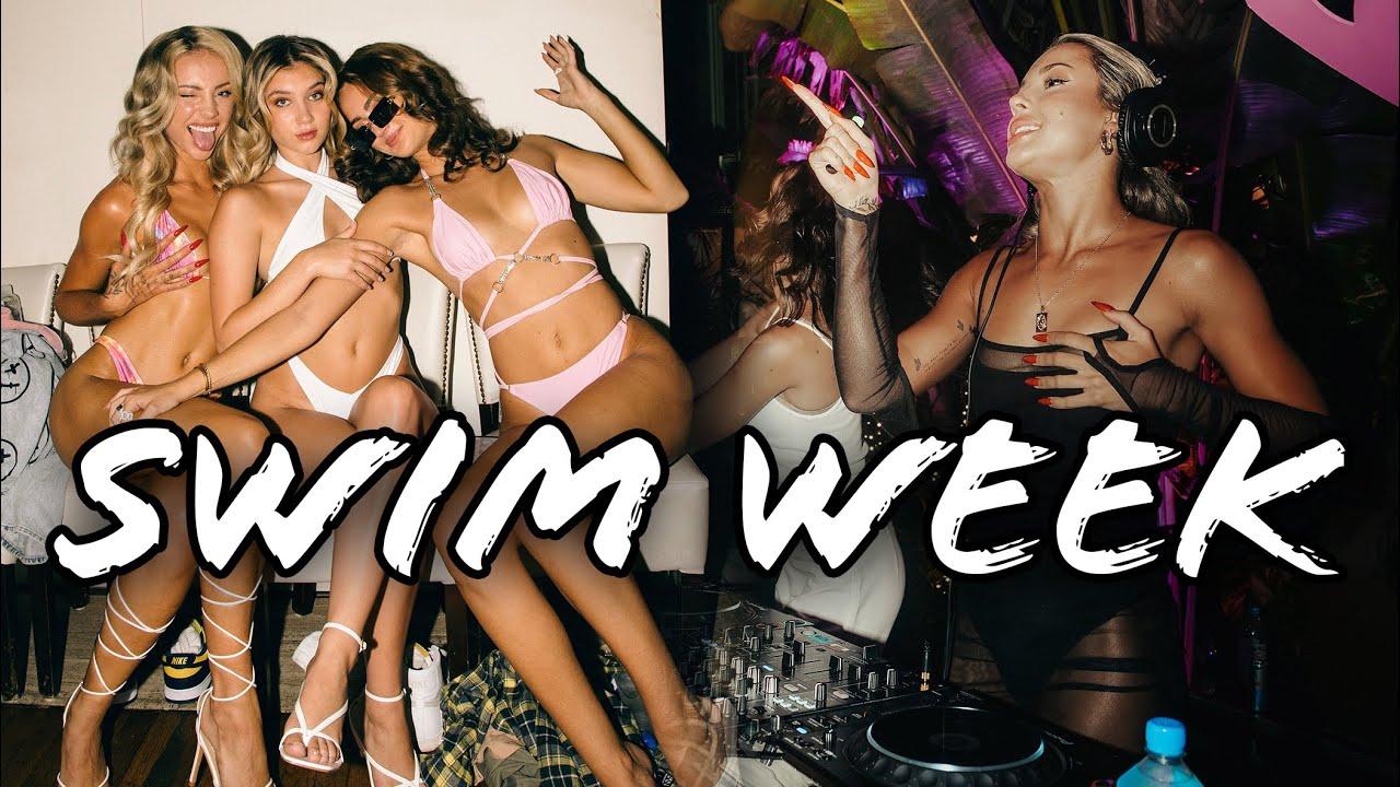 MIAMI SWIM WEEK GOES CRAZY