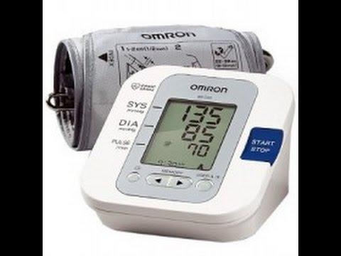 Omron 5 Series Upper Arm Blood Pressure Monitor Bp742 Youtube