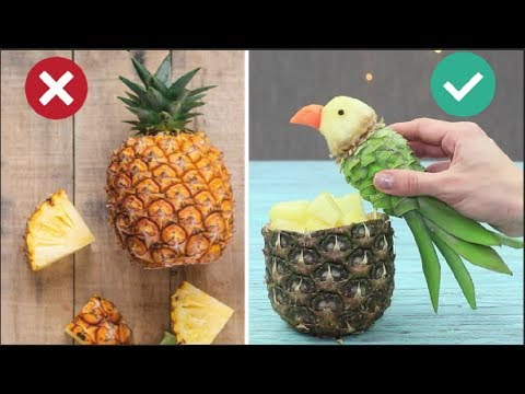 35 Cool Fruits Hacks That Will Become Your Favorite By 5-Minute Crafts Zone