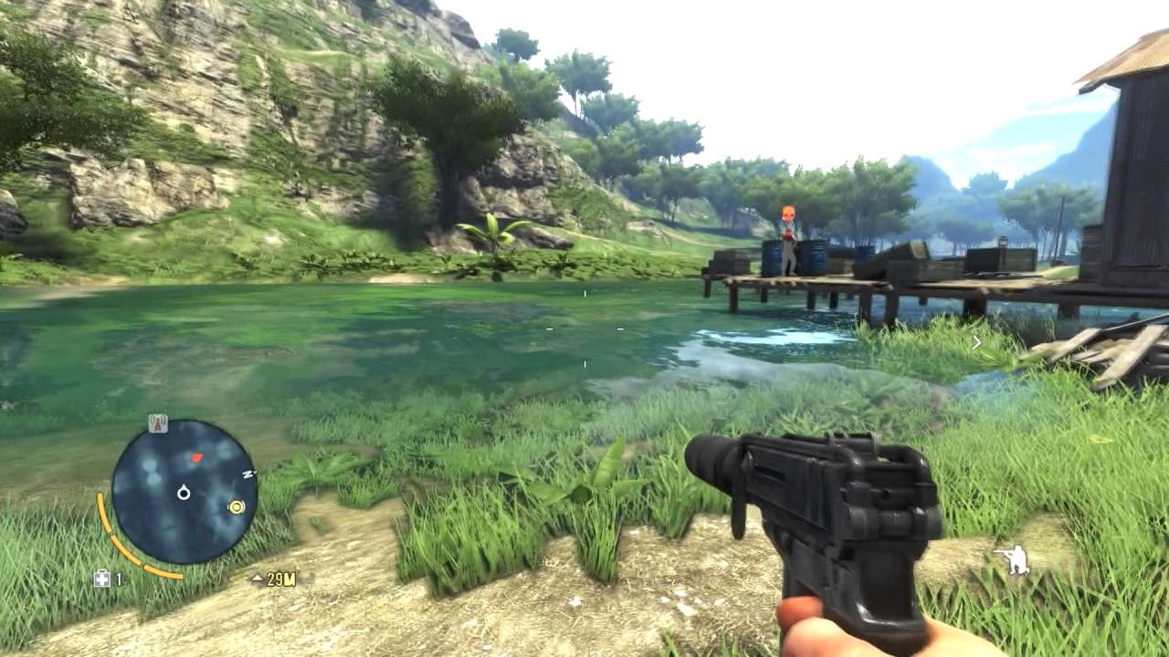 far cry 3 ps3 gameplay
