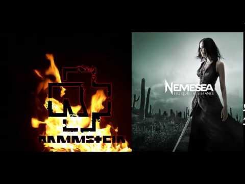 Rammstein ft Nemesea - Allein