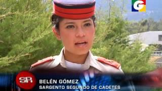 Mujeres Cadetes Guatemaltecas, Sin Reservas Guatevisión