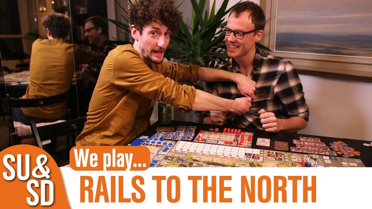 Great Western Trail: Rails to the North - Shut Up & Sit Down Playthrough! image