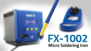 FX-1002 Micro Soldering Iron