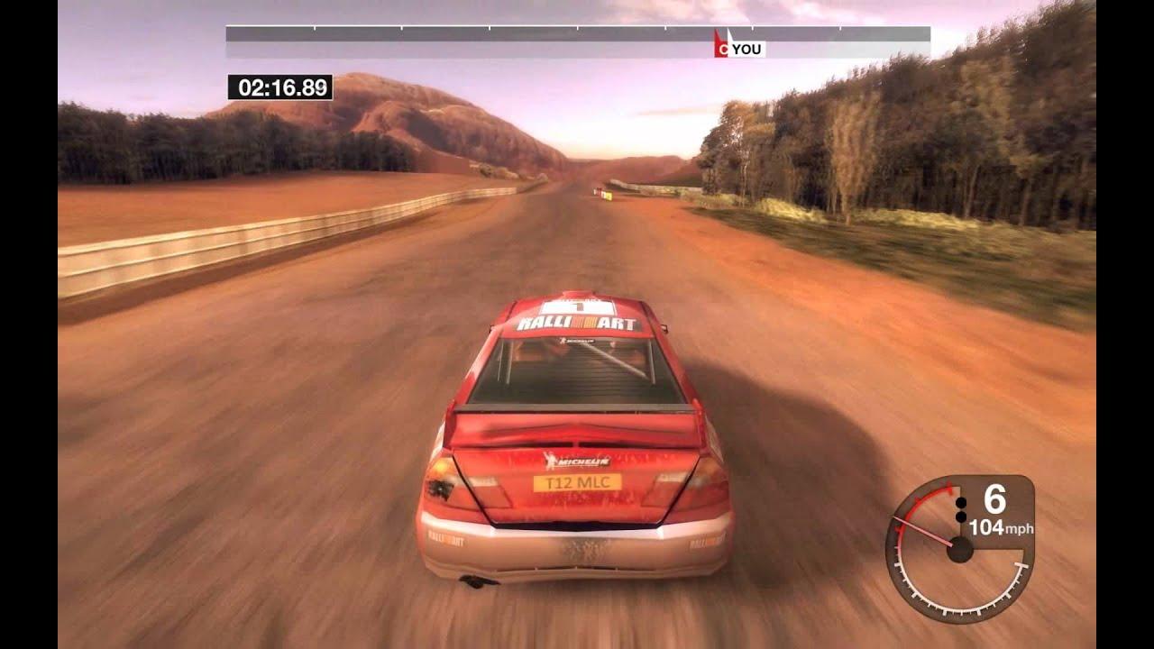 Colin McRae Rally 2013