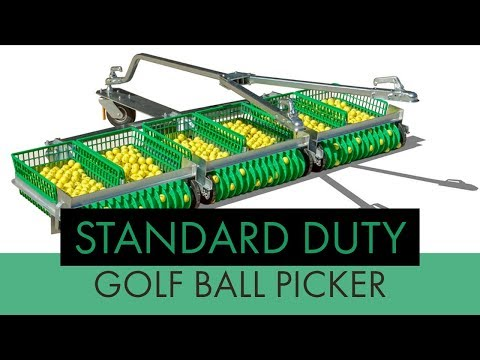 Standard Duty Golf Ball Picker Range Servant America