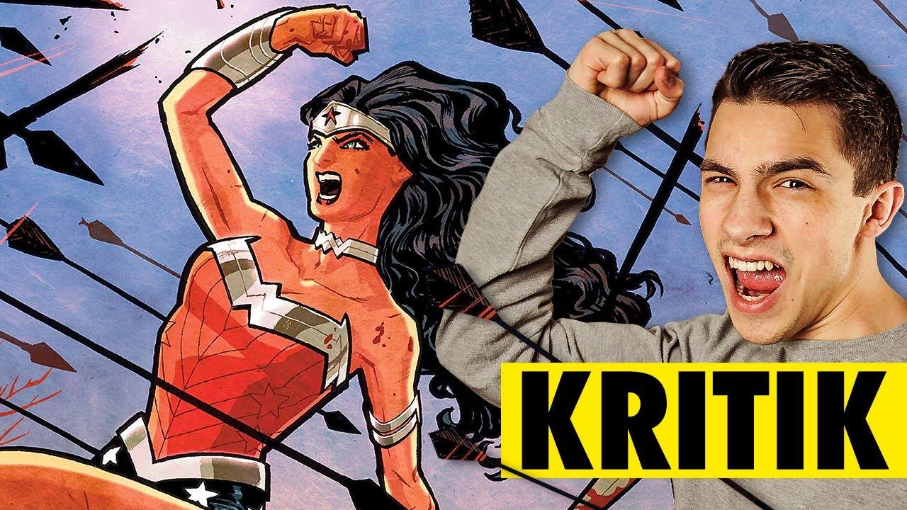 Wonder Woman Kritik