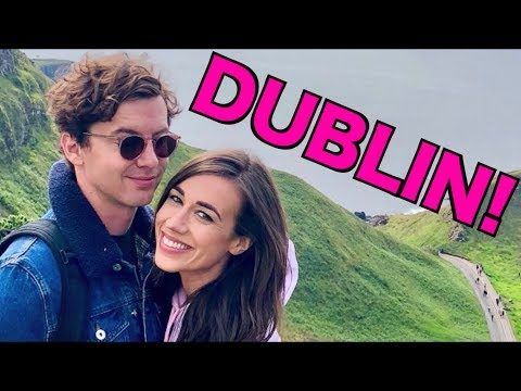IN LOVE IN DUBLIN!