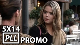 "Pretty Little Liars 5x14 Promo ""Through A Glass, Darkly"""