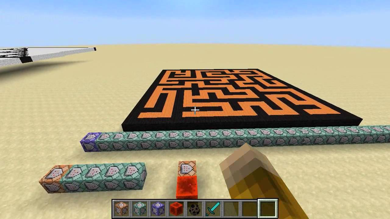 Automated Building Bot - Creative Mode - Minecraft: Java