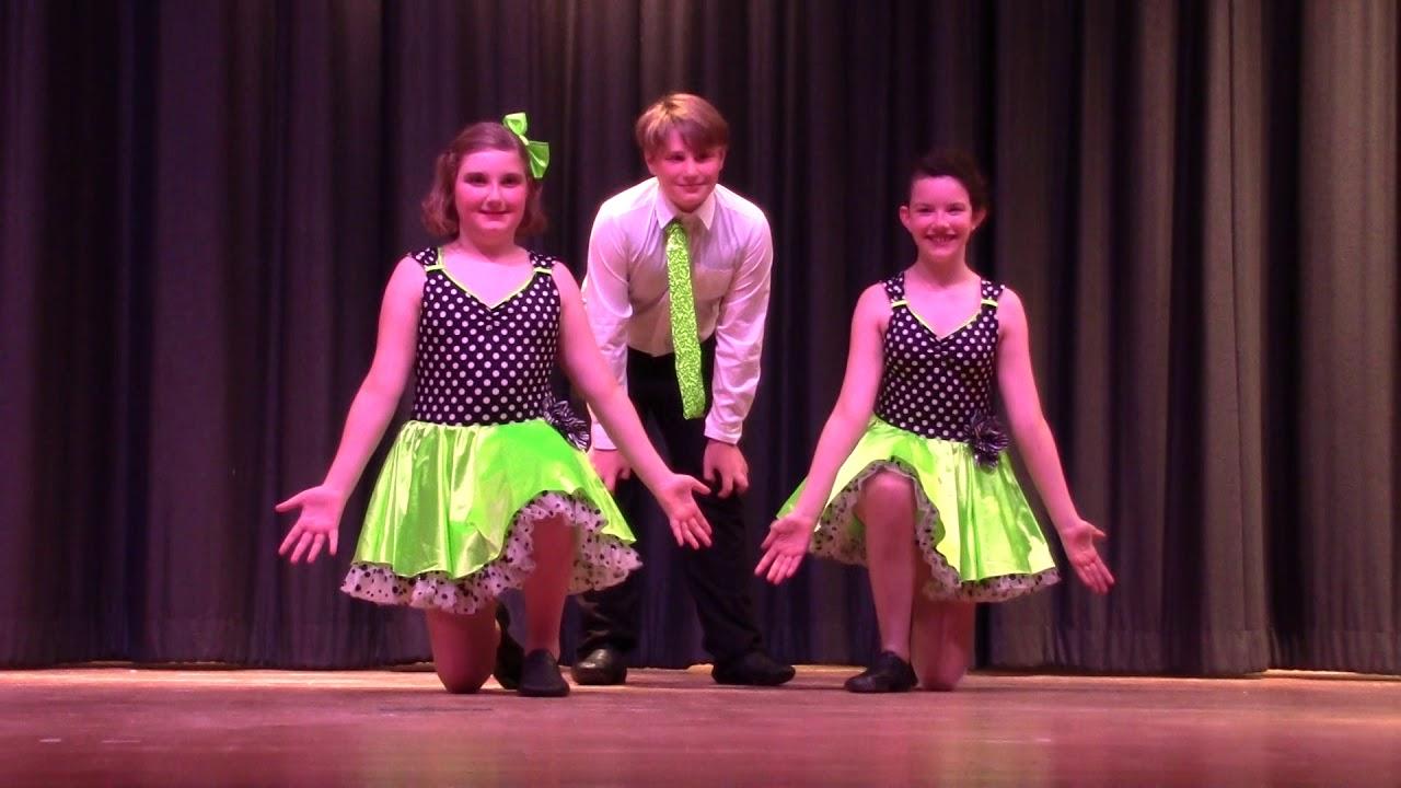 Langlois-Racine Dance Revue  6-9-18