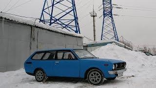 Единственная в мире Winterdrift Toyota Corolla KE36 ч.2