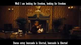 Anthony Hamilton & Elayna Boynton - Freedom-Español/inglés DJANGO trailer video