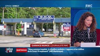 Covid-19 : Quelle est la situation en Martinique qui se reconfine pour trois semaines ?