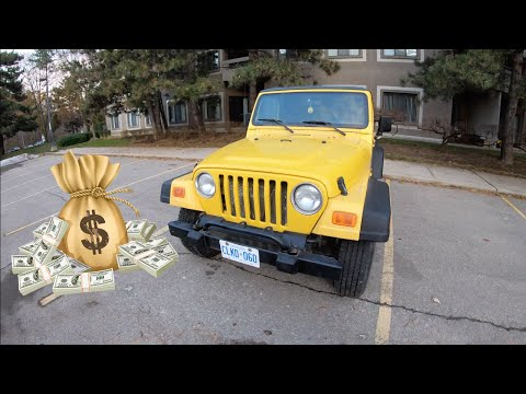 I Took My $2000 Jeep Wrangler TJ To A Mechanic And This Is How Much They Want To Fix Everything!?