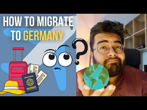 How to migrate to Germany : Student visa, Job Seekers Visa, Employment