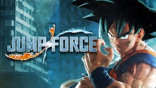 THE MOST LIT ANIME FIGHTING GAME EVER!!! - JumpForce
