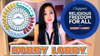 Hobby Lobby Hates Women & Loves Jesus