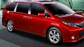2018 Toyota Sienna Release Date-Spec Review