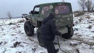 ПЕРВЫЙ В МИРЕ ЭЛЕКТРОВНЕДОРОЖНИК!!!! off-road 4x4