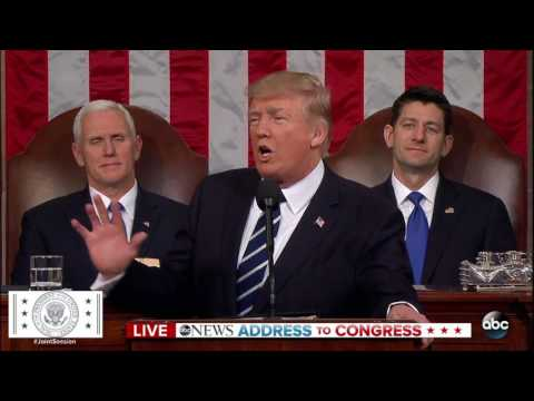 President Trump's complete address to the joint session of Congress (Feb. 28, 2017)