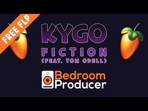 Kygo - Fiction (feat. Tom Odell) [Full Remake] - FL Studio FREE FLP DOWNLOAD