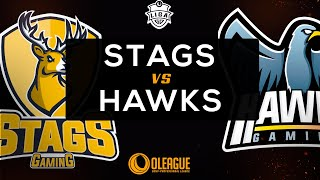 STAGS vs HAWKS | JORNADA 5 LIGA GO | CSGO