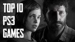 Die 10 BESTEN PS3 SPIELE