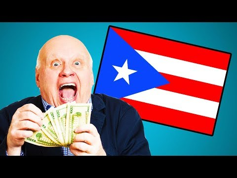 Who's Getting Rich Off Of Puerto Rico's Suffering?