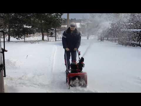 снегоуборщик из леруа мерлен Sterwins.