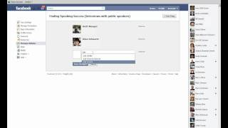 Adding an admin to your Facebook Author page