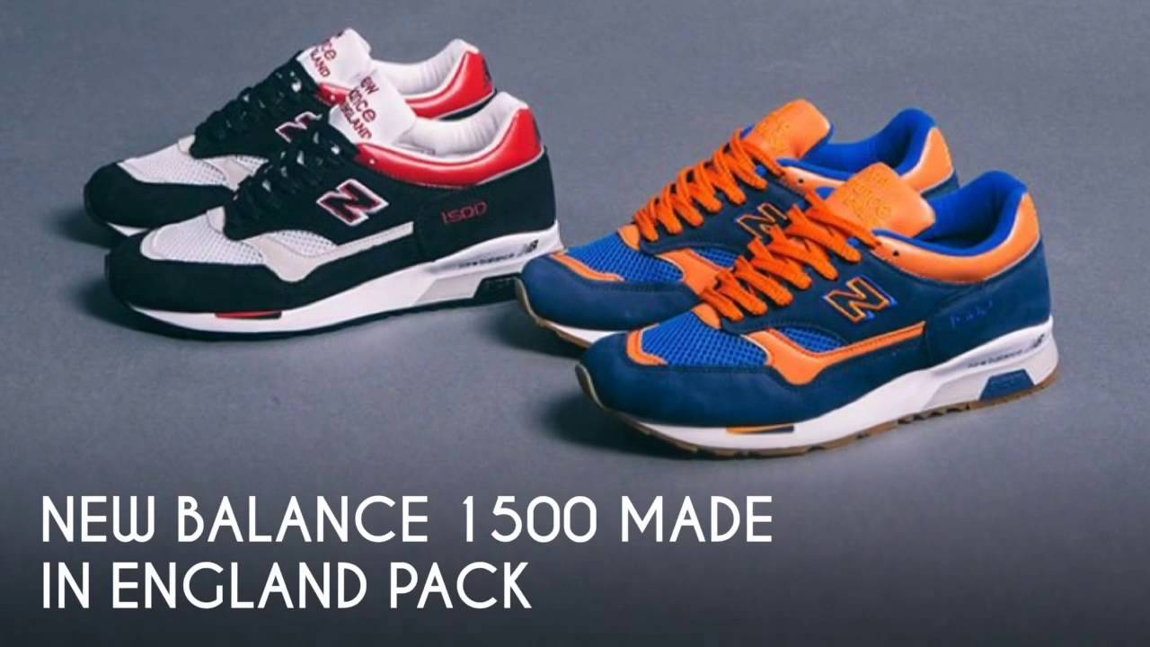 new balance 1500 blue orange
