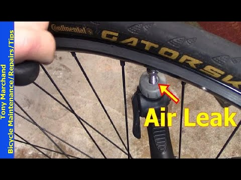 how to put slime into presta valves video