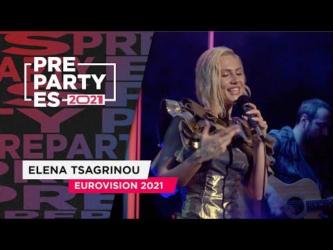 Elena Tsagrinou - El Diablo - Chipre 2021 ??   PrePartyES21