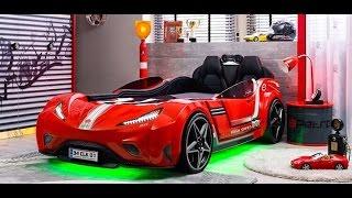 2018 Çilek Arabalı Yatak Karyola Modelleri