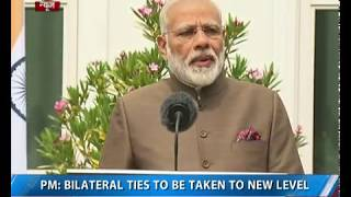PM Modi thanked the Netherlands for helping India get MTCR Membership