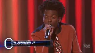Tim Johnson jr (Earned it By THE WEEKND)  FROM THE FOUR mp3