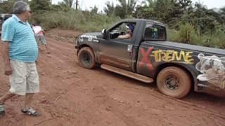 f250 x-treme pancadao no atoleiro na traz amazonia