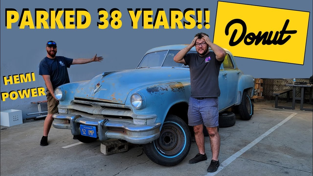 Can We Revive Nolan's 1952 Imperial? First Start in 38 Years!