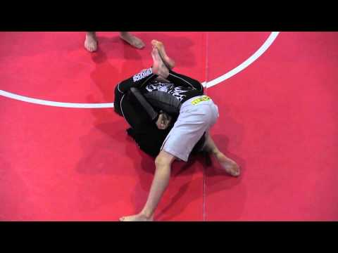 Wolfie Steel vs Parker Graham Teen Nogi Finals at EGO Nashville July 20, 2013