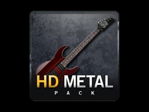 Line 6 New HD Metal Pack Demo - Pod HD